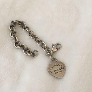 Tiffany Bracelet Genuine Perfect 925 Silver